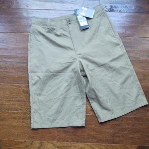 NWT Under Armour Boys Shorts